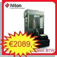 HP125  Afvaloliekachel