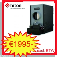 HP145 R  Afvaloliekachel